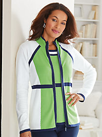Colorblock Sweater Twinset By Koret®