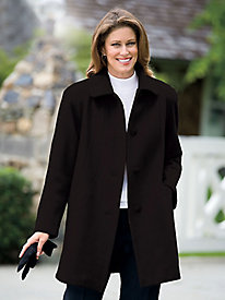 Versatile Swing Coat by Mark Reed�