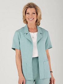 Linen Jacket by BendOver®