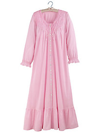 Romantic Cotton Robe