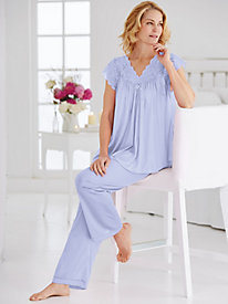 Silhouette Pajamas By Shadowline®