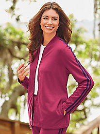Lightweight Activewear Jacket