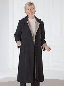 Long Trench Coat from Dry Dock�