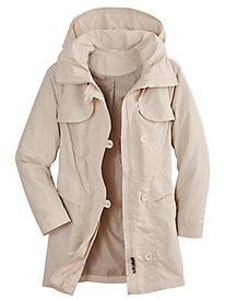 Water-Resistant Jacket by Serbin Sport®