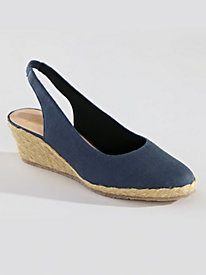 Southport Style Sling Espadrille by Beacon�