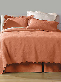 Portofino Matelasse Bedspread & Coverlet Collection