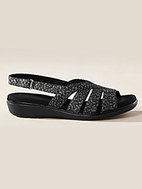 Sole Elements Sling Sandals By Grasshoppers®