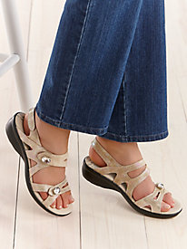 Cheryl Style Leather Sandals by Propet�