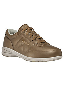 Metallic Washable Leather Walkers by Propet®