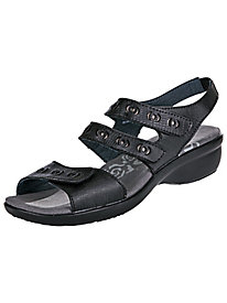 Keeley Style Leather Comfort Sandals by Propet®