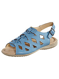 Edna Style Ghillie Sandals by Beacon®