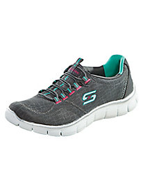 Relaxed Fit Empire Bungee Slip-Ons By Skechers®