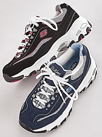 D'Lite Nubuck Sport Oxfords By Skechers®