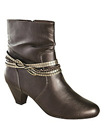 Gayla Dress Ankle Booties by Soft Style®