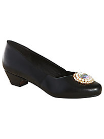 Treasure Style Jewel Pumps by Beacon®