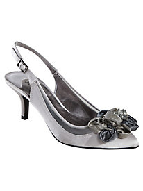 Adderley Style Bow Pump by J. Reneé®