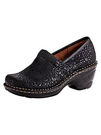 Larissa Style Paisley Clogs by Softspots®