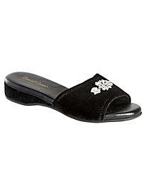 Marta Style Slippers by Daniel Green®