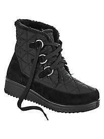 Lace-Up Boots from Patrizia by Spring Step®