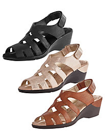 Patsie Sandals By Soft Style®, A Hush Puppies® Co.