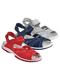 Santana Style Sporty Sandals by Easy Street®