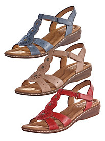 Barroll Sandals By Naturalizer®