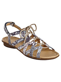 Whimsy Tie Sandals By Naturalizer®