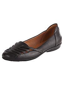 Gracelin Gemma Leather Skmmers By Clarks®