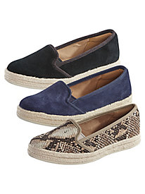Azella Theoni Slip-Ons By Clarks®