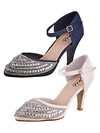 Roma Pumps By Lady Couture®