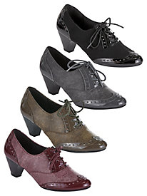 Oxford Pumps By Soft Style®, A Hush Puppies® Co.