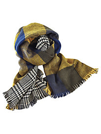 Empire State Style Reversible Scarf by Old Pueblo Traders