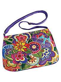 Carlotta's Garden Crossbody Bag By Laurel Birch®