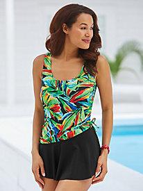 Sarong Swimsuit