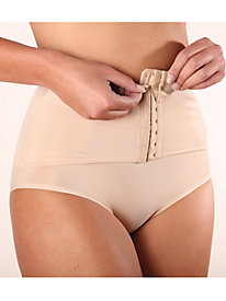 Girdle with Control Belt