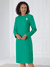 Ladies, Misses & Plus Dresses & Suits for Mature Women | Orchard ...