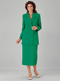 Executive Skirt Suit