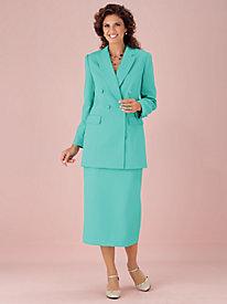 Executive Skirt Suit