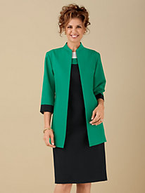 Jacket dress from Signature Collection by Vicki Wayne®