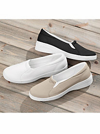 Grasshoppers® Stretch Slip-On
