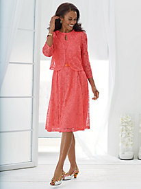 Lace Jacket Dress by Old Pueblo Traders