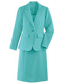 Poplin Jacket Dress