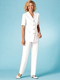 Versatile Pants Suit