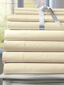 Platinum 400 Thread Count Solid Pillowcases (Set of 2)