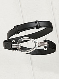 Adjustable Oval Belt