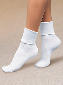 Buster Brown Cotton Anklets Socks- Bobby Socks