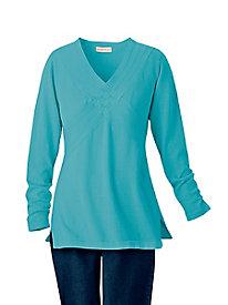 Invigorating Tunic Sweater