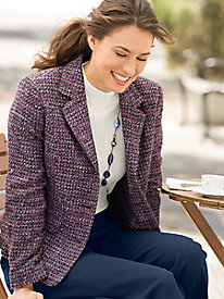 Timeless Tweed Jacket