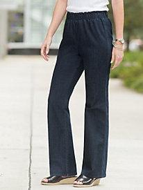 Signature Denim Comfort Waist Jeans