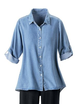 Pulp Tencel Shirt - Women's - '08 Closeout Gear Clothing And ...